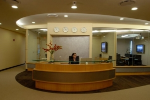 RMA Reception Area